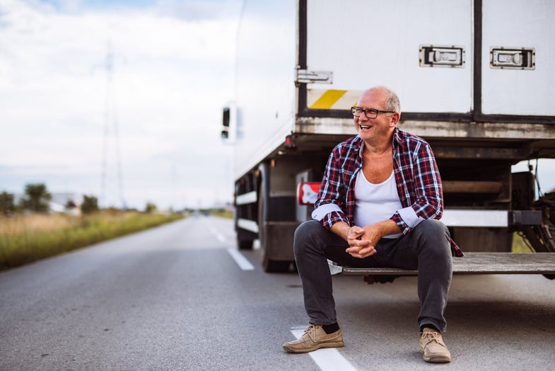 People who need self-care the most aren't getting it. Just ask a trucker.