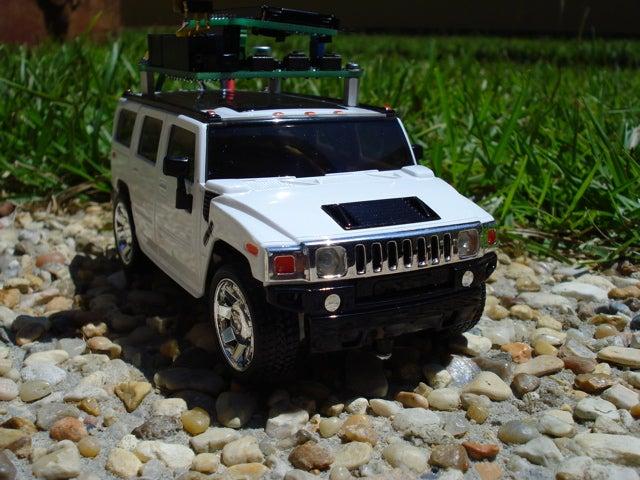Arduino Muscle Car