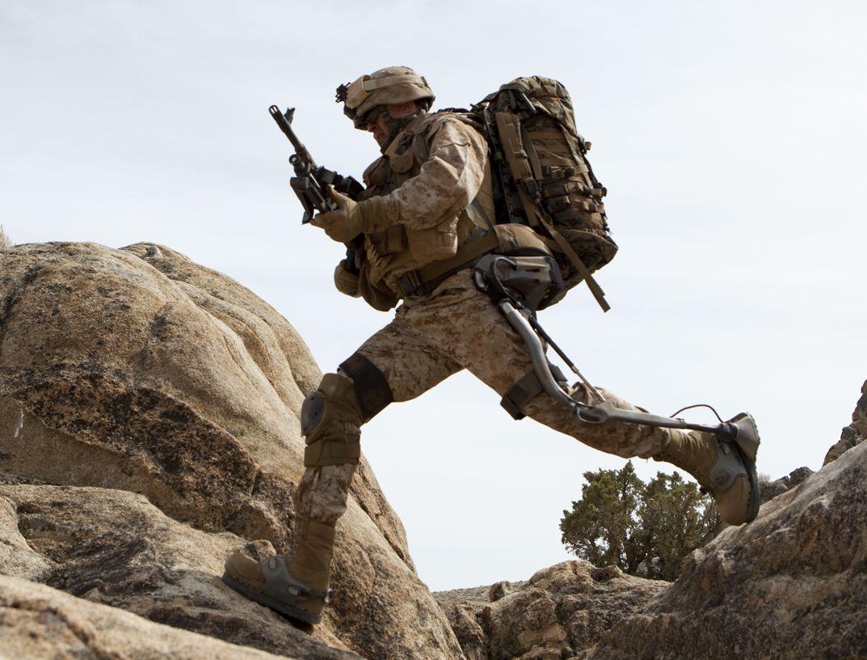 Lockheed's HULC Super-Soldier Exoskeleton Gets More Juice
