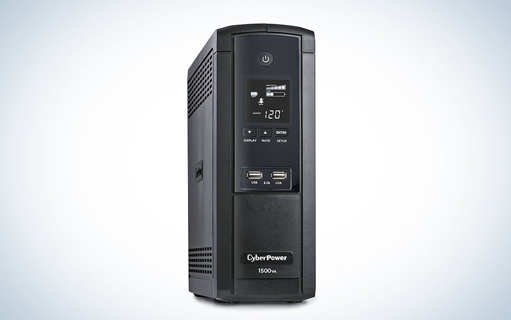 CyberPower backup battery
