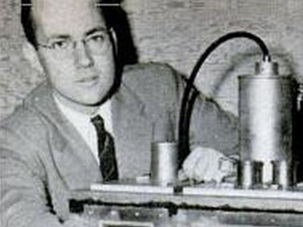 Charles Townes, One Of The Fathers Of The Laser, Dies
