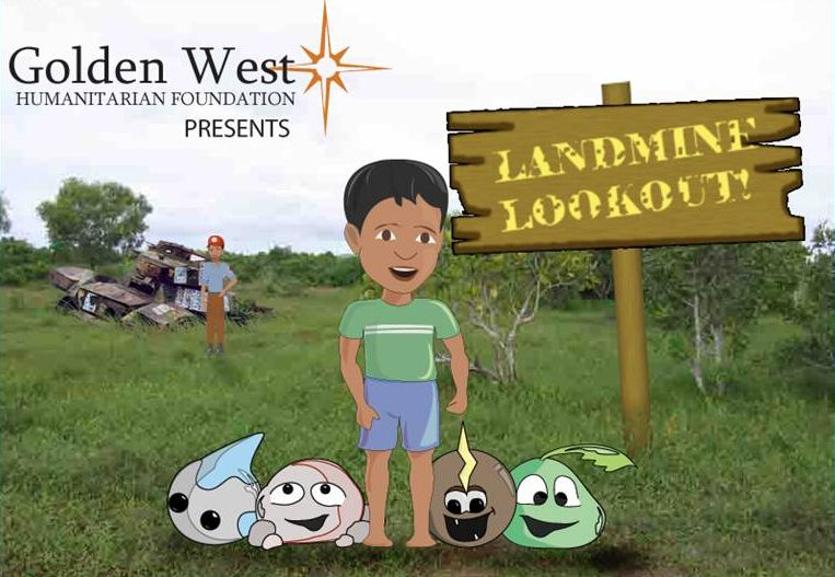 Video Game Teaches Cambodian Kids to Avoid Real Landmines