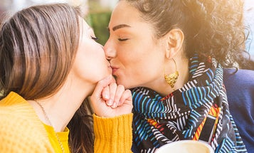 We might have started kissing to share chewed up food (and other delicious facts about smooching)