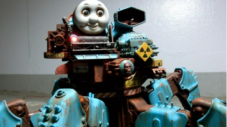 Thomas The Former Tank Engine