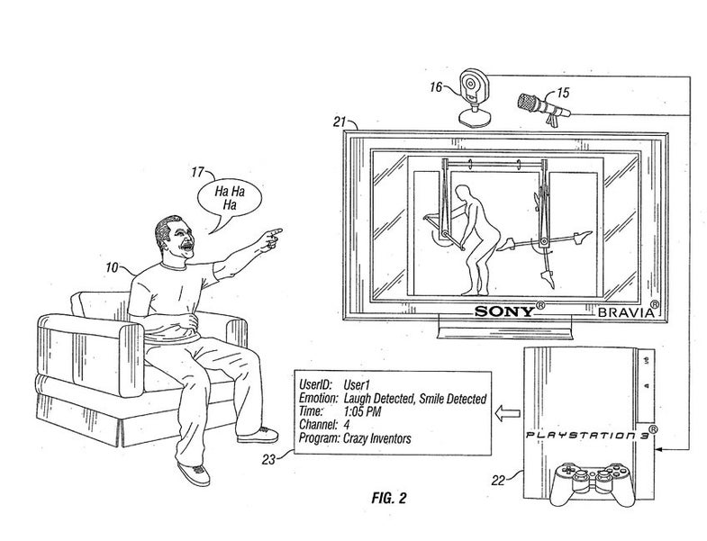 Sony Laugh-Detecting Controller Uses Emotions To Control Games