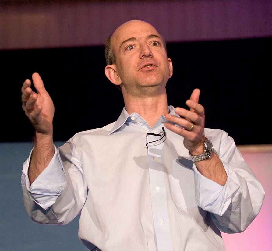 Jeff Bezos Thinks We Should Build Factories In Space