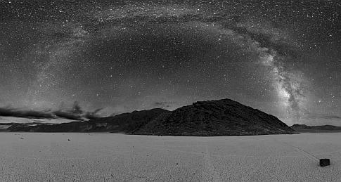 Under the Milky Way Tonight