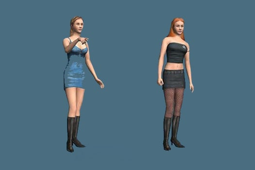 Using A Sexy Video Game Avatar Makes Women Objectify Themselves