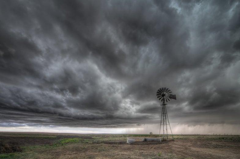 Storm in Kansas