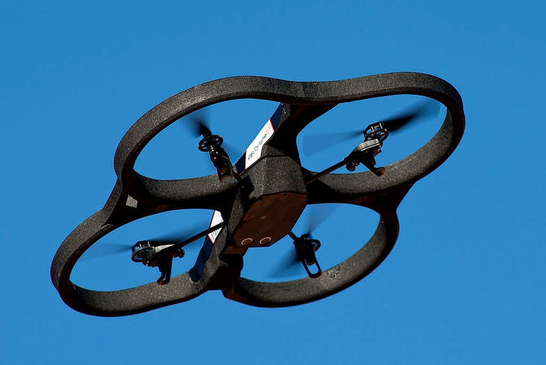 Watch A Hacker Take Over A Drone Remotely