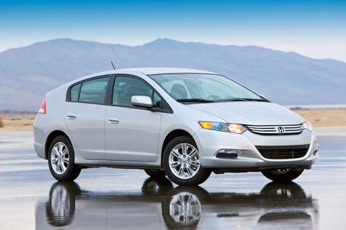 Eco Driver's Ed: the 2010 Honda Insight