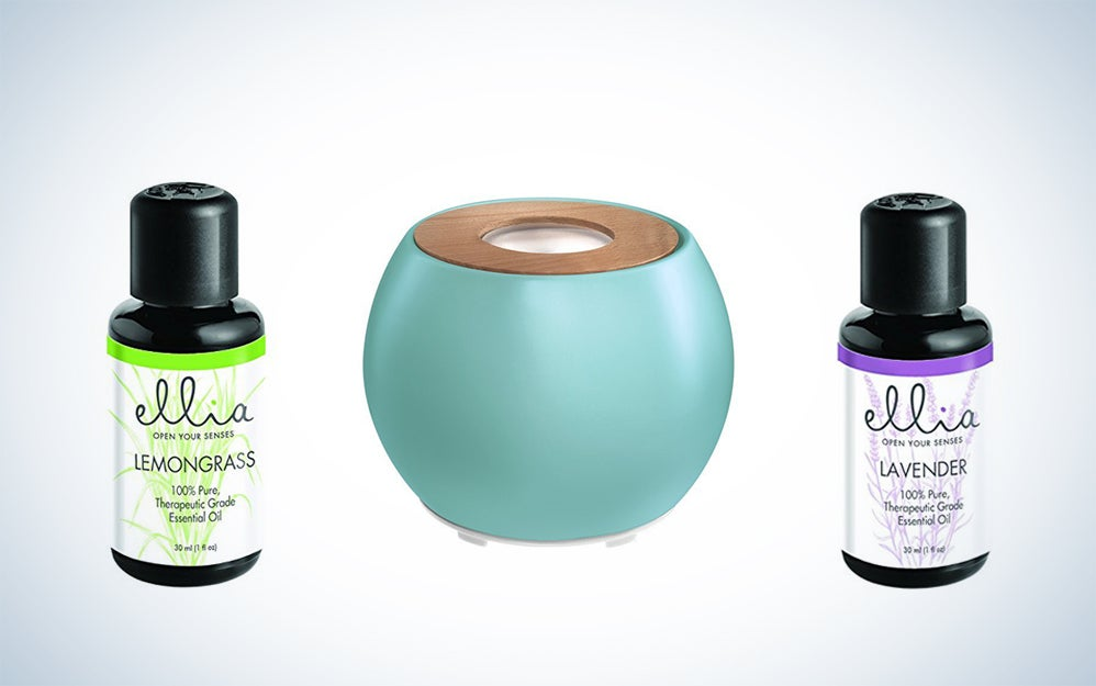 Oil diffusers and essential oil deals