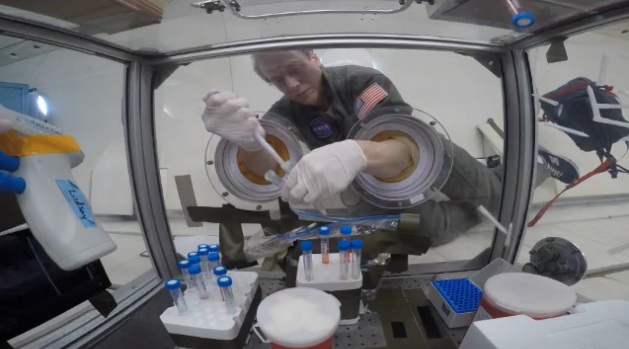 Scientists Can Now Sequence DNA In Zero Gravity