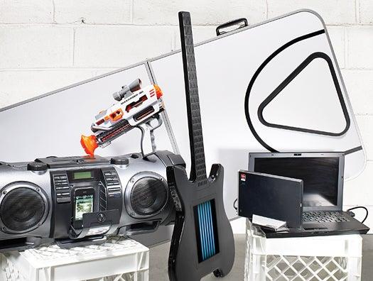 Five Gadgets to Make Your Dorm Room Outdo Any Rec Room