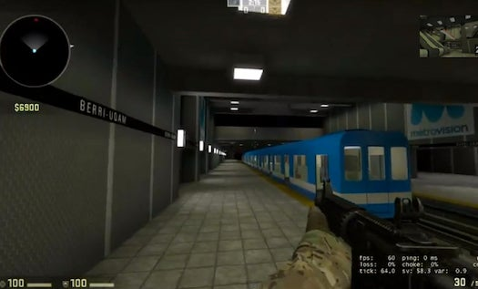 Gamer Faces $50K Fine For Mapping A Train Station