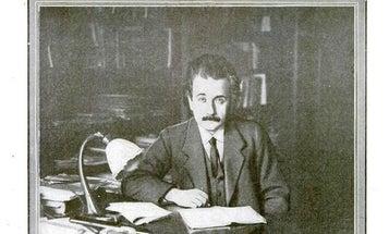 Check Out Albert Einstein's Timecards