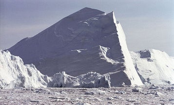 Computer Models Show that Towing an Iceberg to a Drought Area Could Actually Work