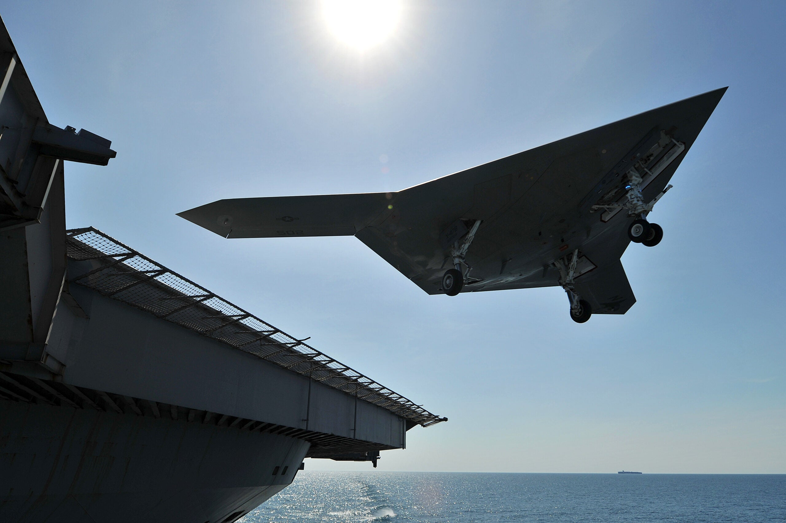 Why The X-47B Failed Its Latest Landing Attempt, And Why It's Still The Future Of Flight