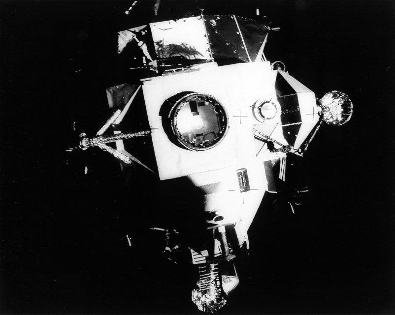 Apollo 13's LM Aquarius