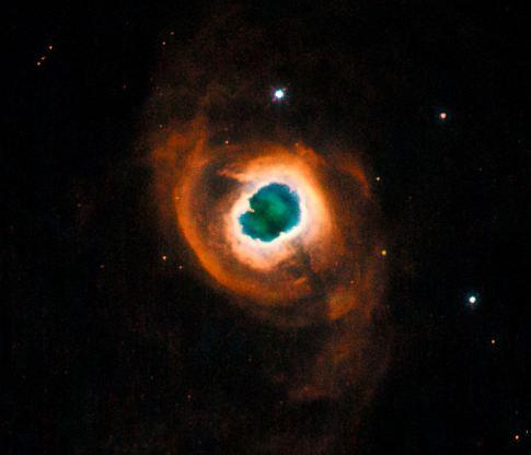 Hubble Camera's Farewell Photo