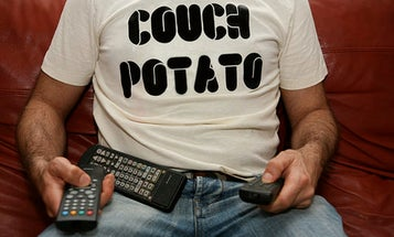 The Couch Will Kill You Faster