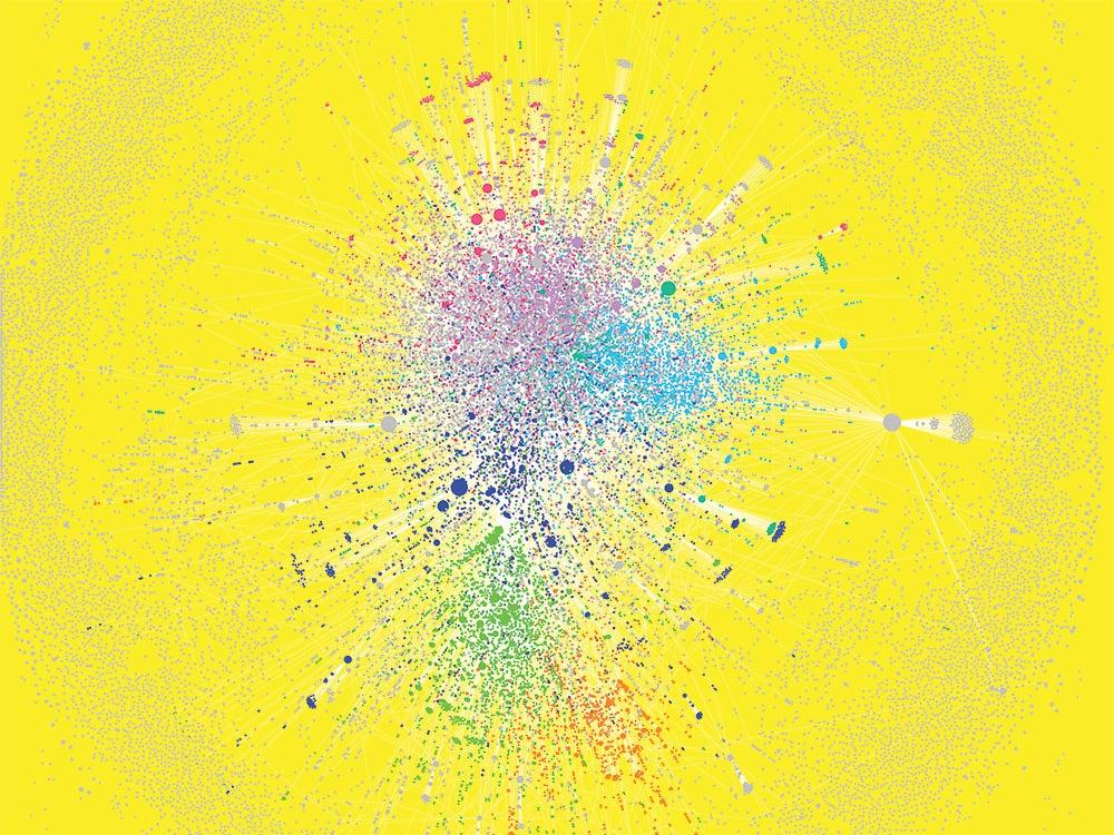 Watch the world's first online movement unfold