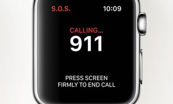 The Apple Watch Just Made Calling For Emergency Help Much Easier