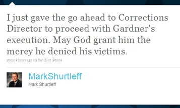 Utah Attorney General Tweets Firing Squad Execution