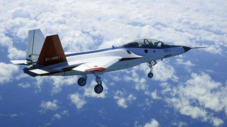 X-2 In Flight