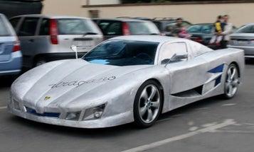One Man's Hand-Built Supercar