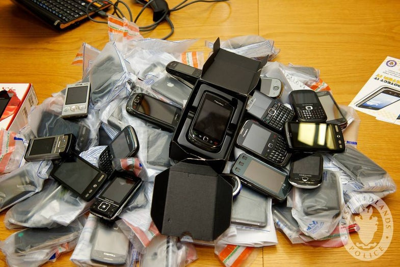 Smartphone Theft Is An Epidemic, So Secure Yours Now