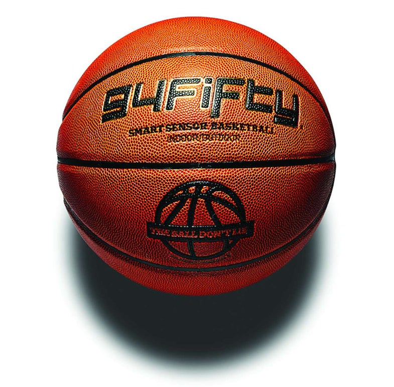 A Basketball That Trains You