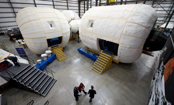 Inflatable Space Baron Bigelow Says He Wants A Disney Space Station