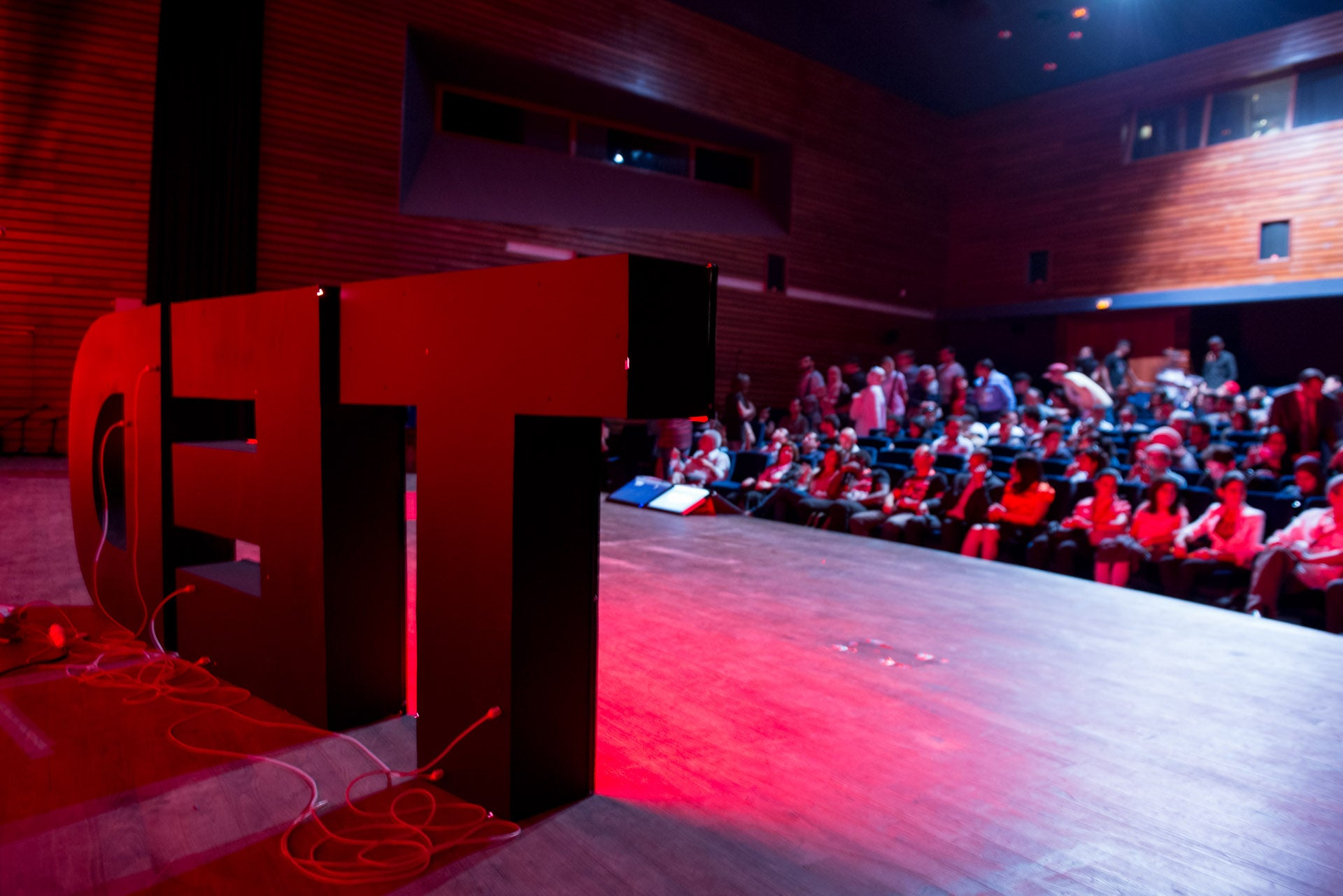 Solve for Standing Ovation: Should AI Researchers Bother Building a TED-Bot?