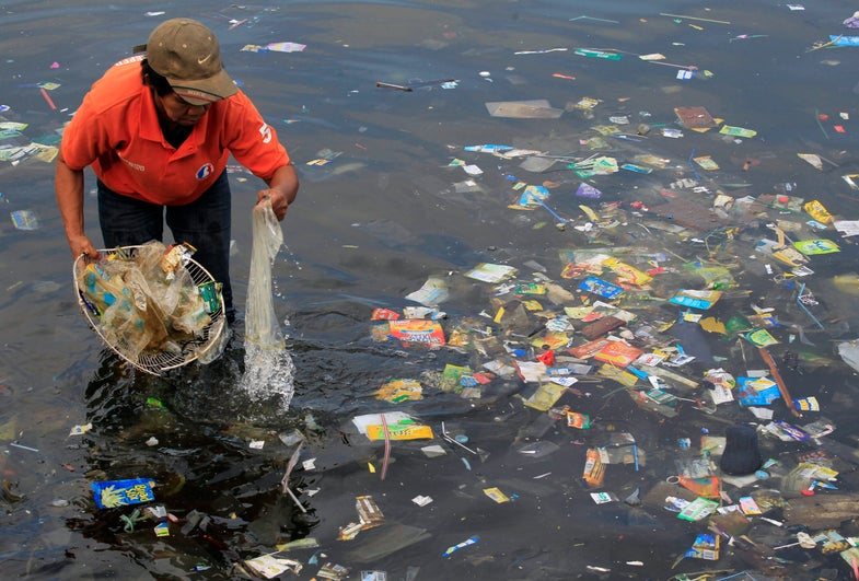 Researchers Find Just How Much Plastic We're Putting Into The Ocean