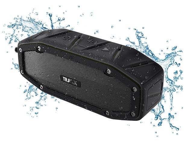 Meet the rugged speaker that can survive all the elements