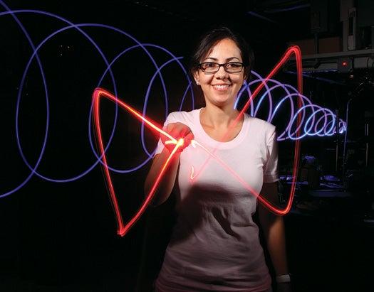 Brilliant 10: The Light Wrangler