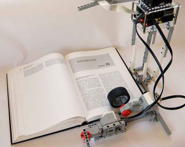 Book Digitizer