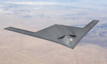 The Air Force Is Working On A New Bomber