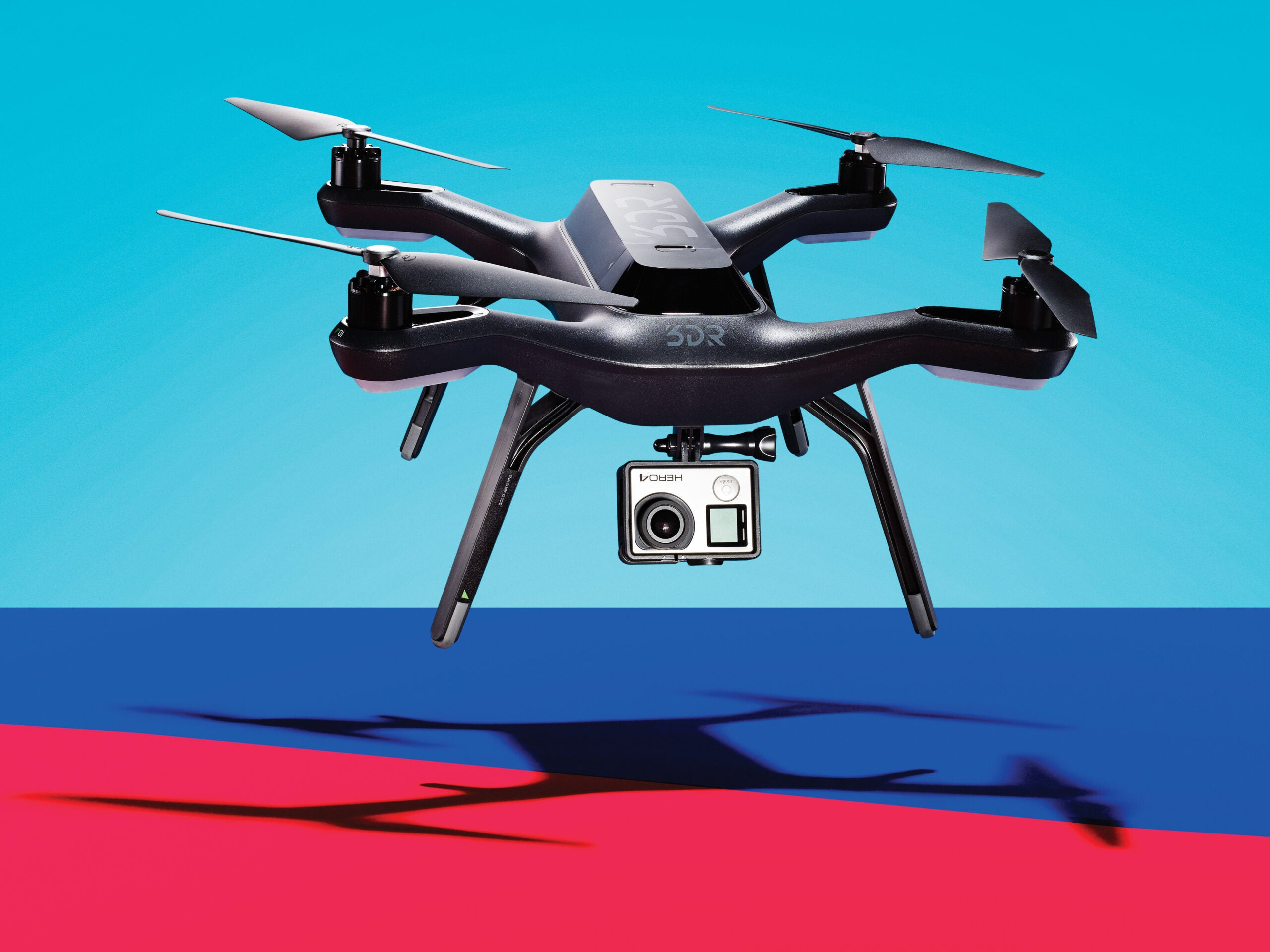 A Drone That Flies And Films For You