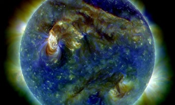 NASA Scientists Study The Sun By Listening To It