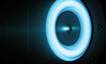 NASA Inspects Ion Engine Prototype For Asteroid-Hauling Rocket