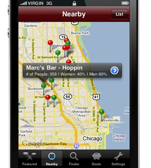 Facial Recognition Cameras in Bars Analyze Where The Party's At