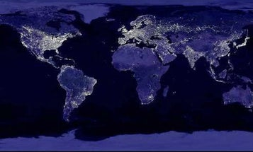 Starting This Week, You Can Help Build a Better Map of Light Pollution