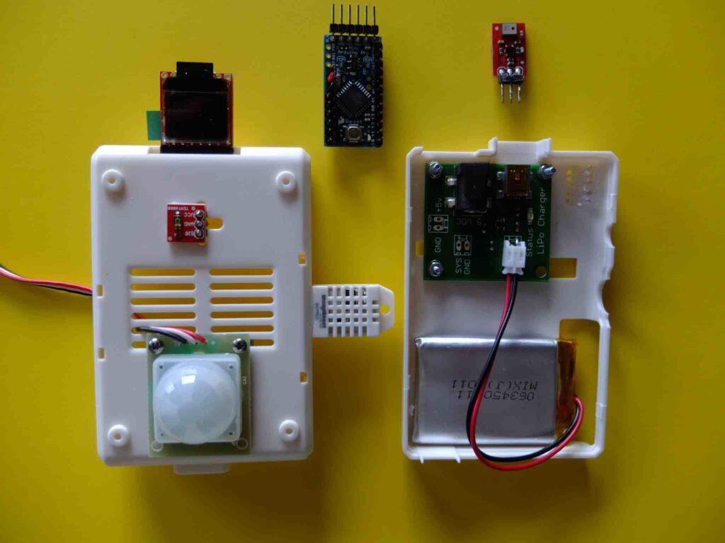 Home Sensor - Open View