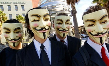Anonymous Activist Hackers Attack Wikileaks's Enemies, Bring Down MasterCard.com