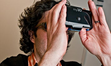 Hasbro My3D Goggles Review: Turn Your iPhone Into a 3-D Gaming Powerhouse