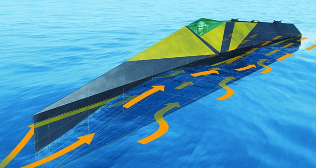 Transonic Hulls, Inspired by Racing Yachts, Could Add Stealth To Navy SEALs' Boats