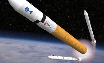 NASA Panel Submits Its Big Plan For Future of Human Space Flight