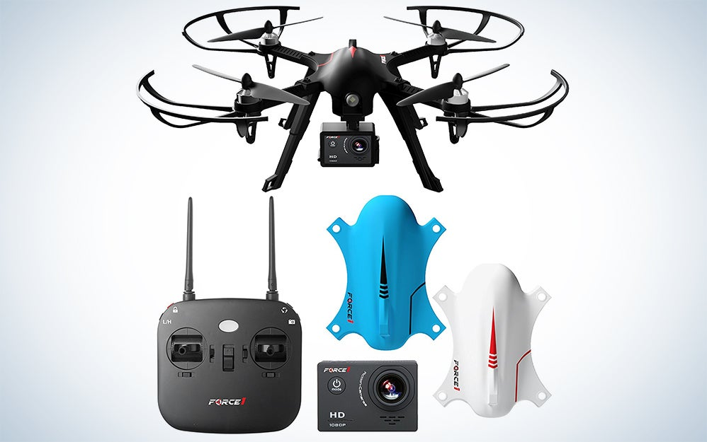Force1 Ghost drone